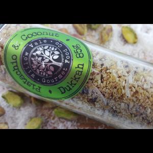 Pistachio & Coconut Dukkah