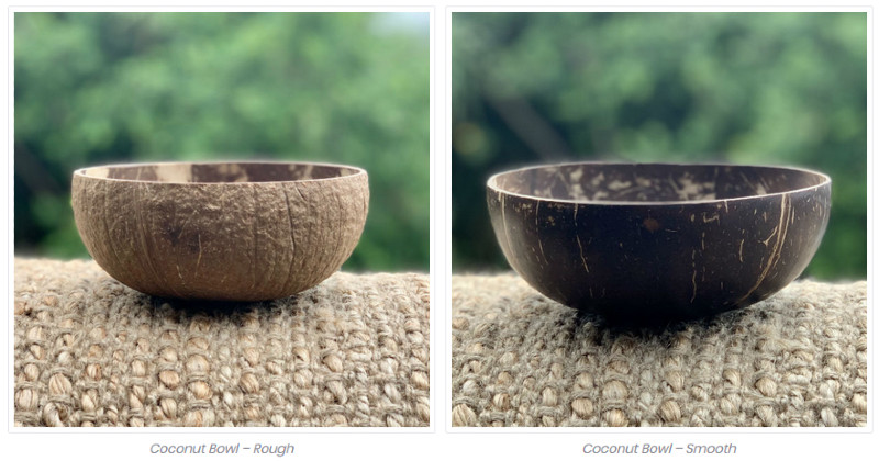 Special FREE Gift – Coconut Bowl