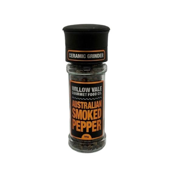 Australian Smoked Pepper – Ceramic Grinder