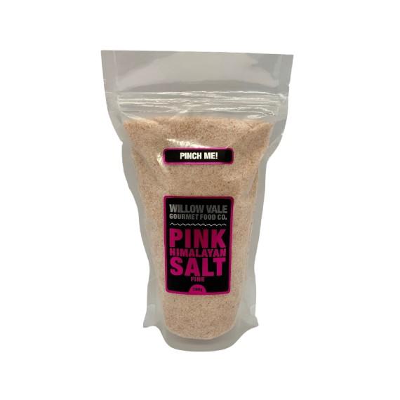 Pink Himalayan Salt – Refill Bag - Fine